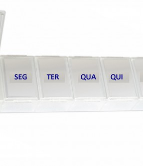 Caixa de Comprimidos 7 dias XL