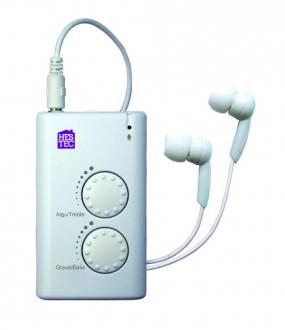 Amplificador portátil