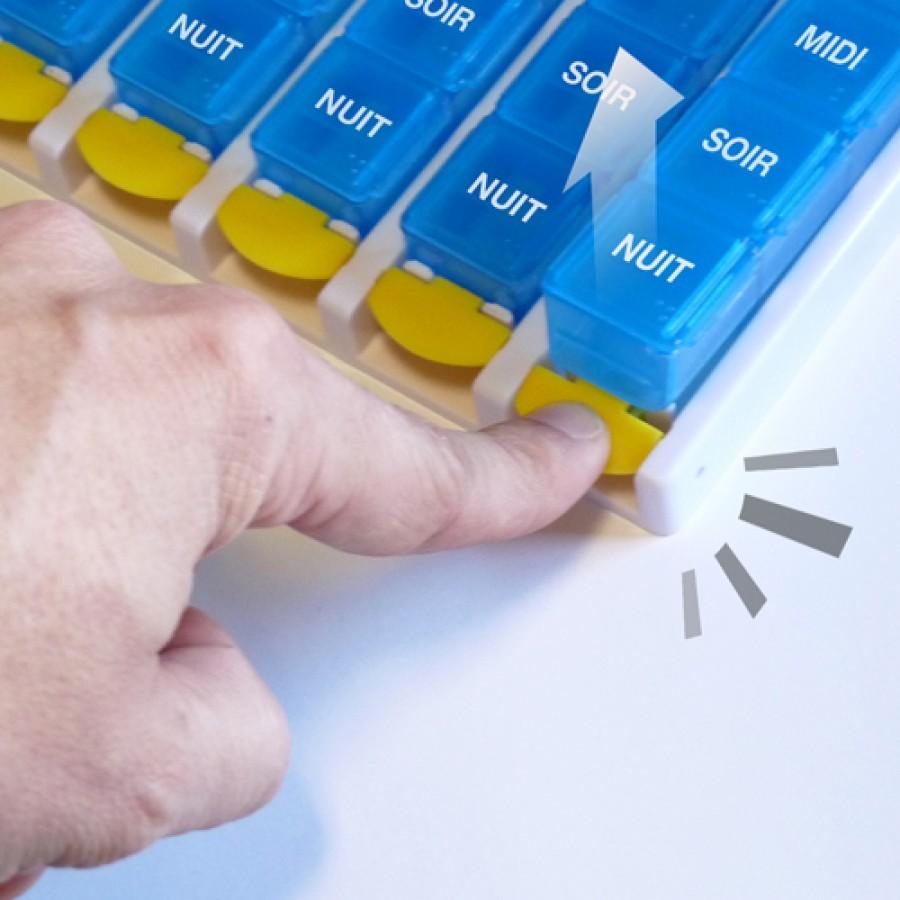 Caixa de Comprimidos 7x4