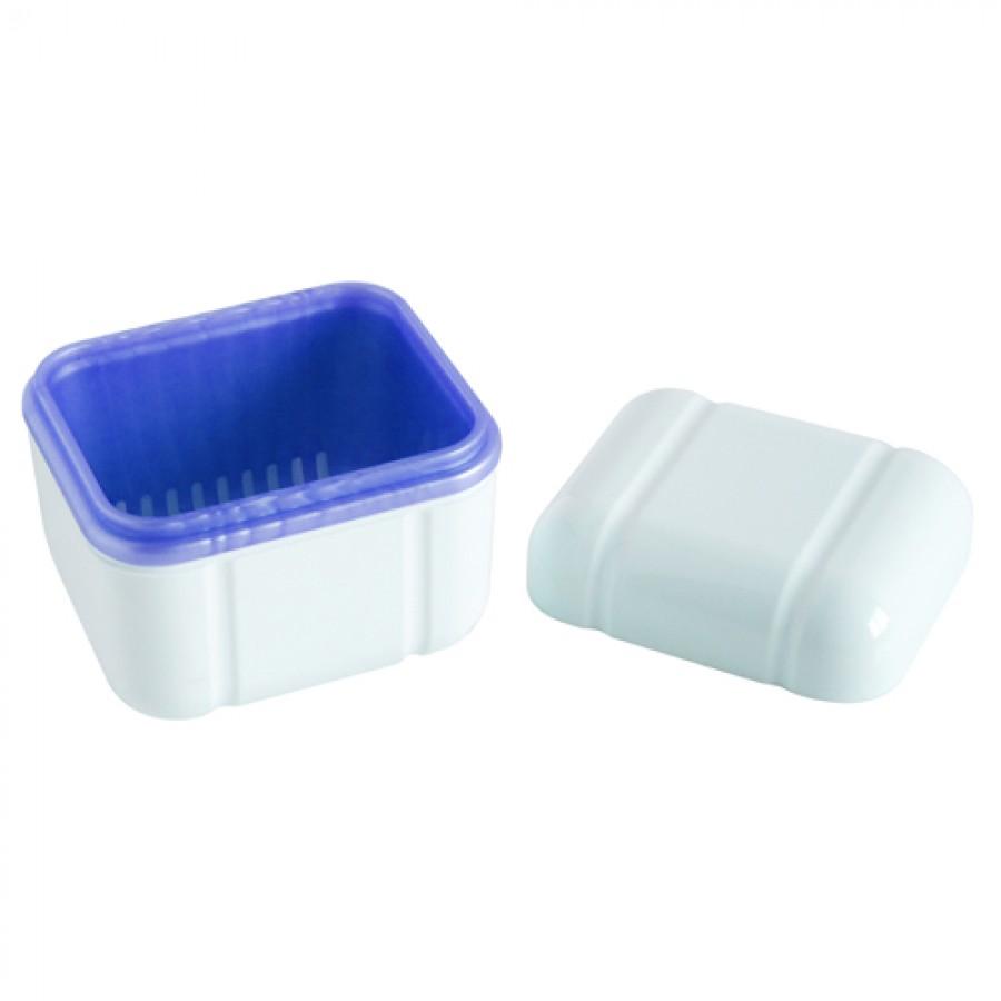 Caixa para higiene dentadura