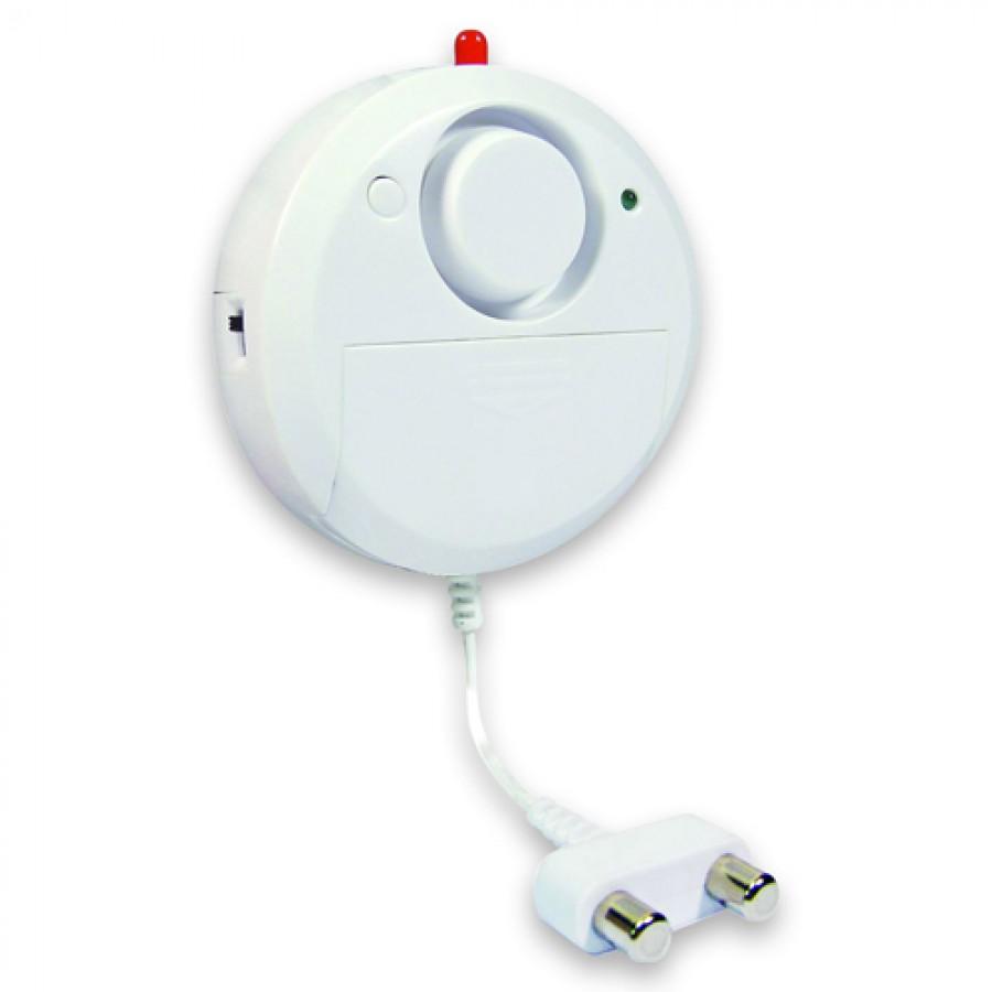 Detector de fuga de água