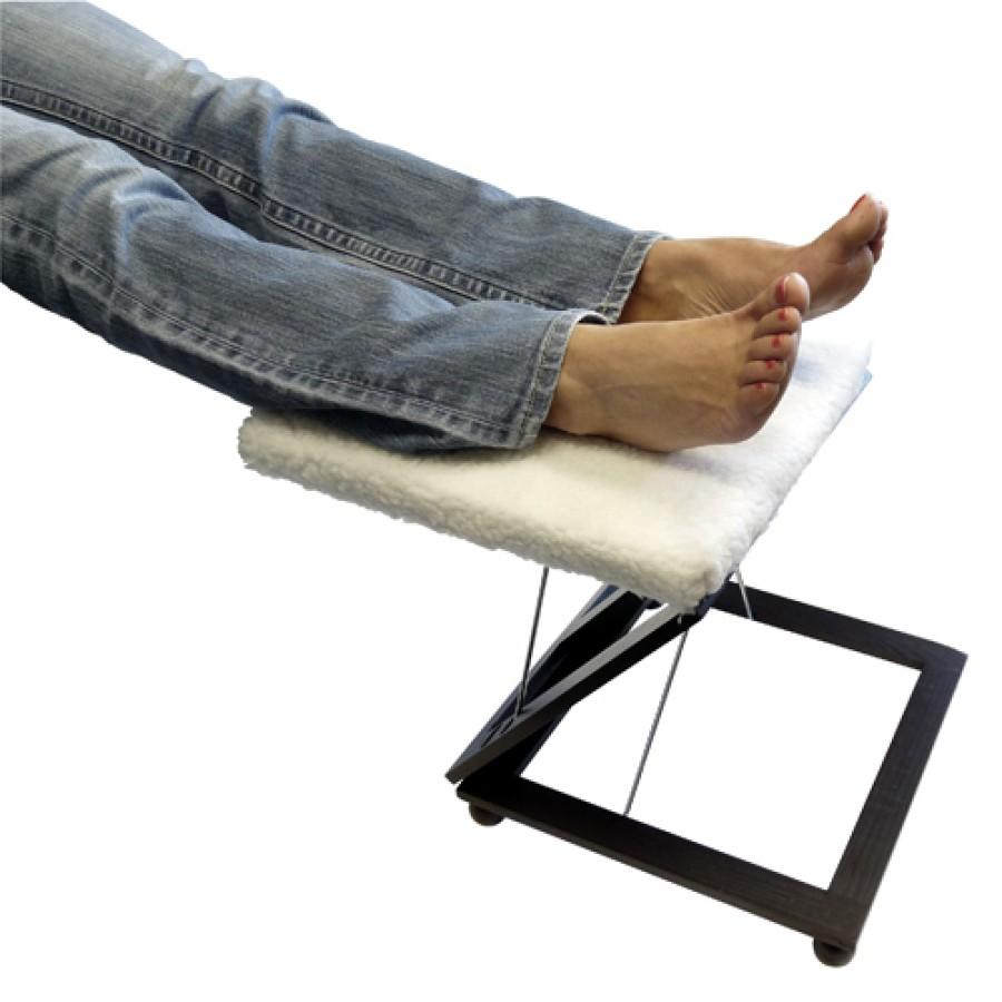 Repousa pés multi-posições