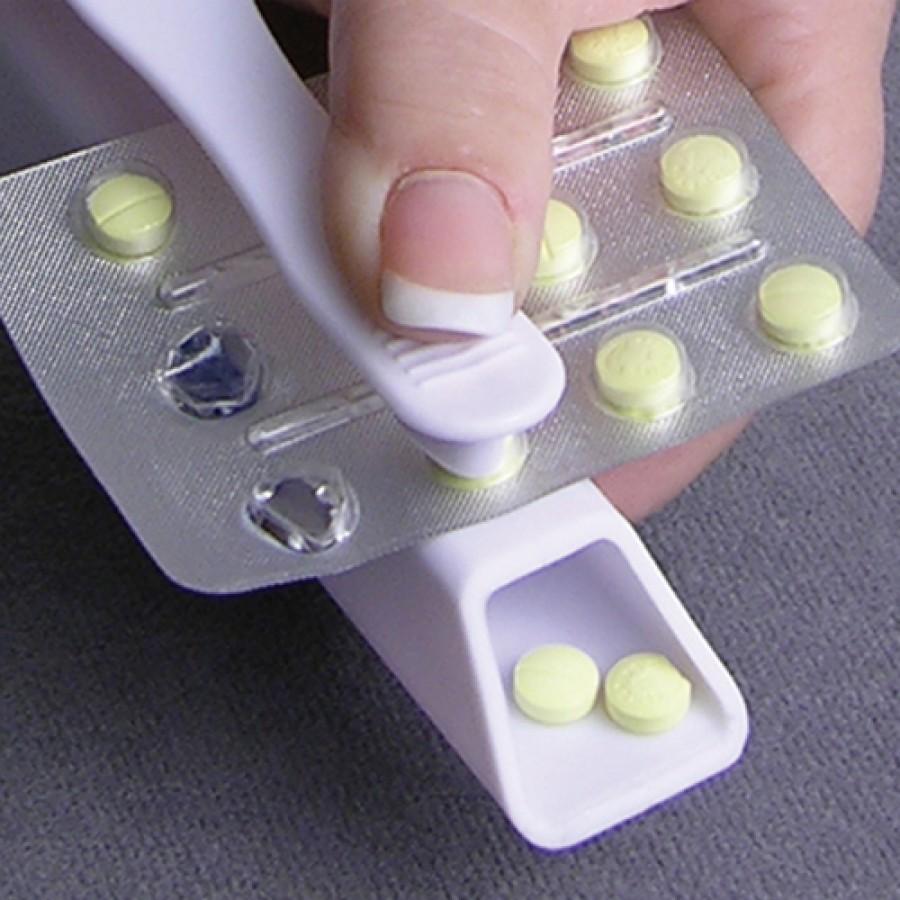 Abridor de comprimidos
